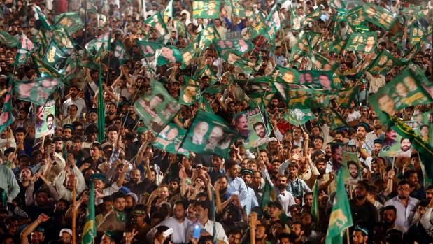 Pakistan polls: Imran Khan's PTI leads in early trends