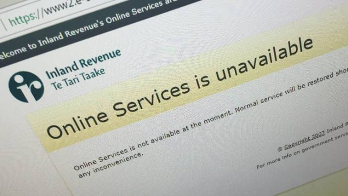 More than 45 per cent of calls to Inland Revenue