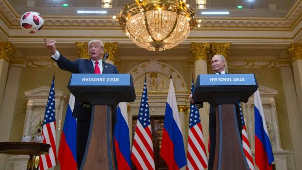 Trump open to Moscow visit - if Putin invites him