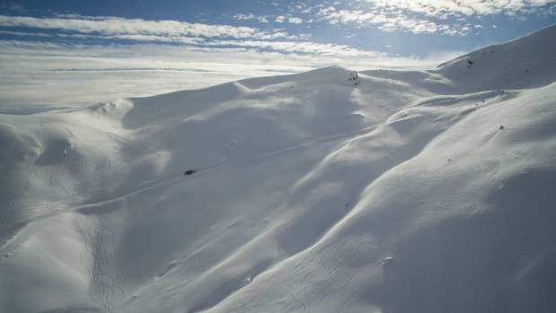Soho Basin offers suitable terrain for expert and advanced intermediate skiers.