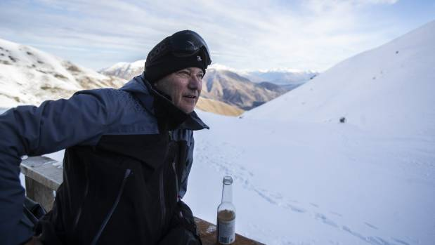 Soho Basin owner John Darby has been skiing the terrain for more than 30 years.