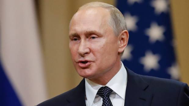 Putin Ready To Invite Trump To Russia, Visit DC 'If Appropriate'