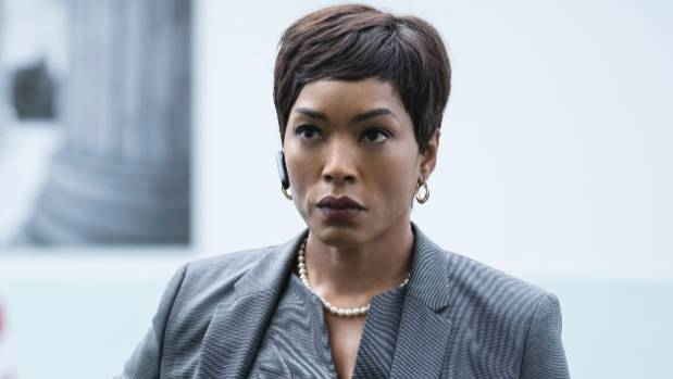 Angela Bassett's CIA Director is one of a trio of memorable female characters in Mission: Impossible - Fallout.