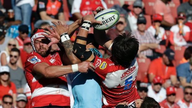 Lions end Waratahs' Super Rugby season