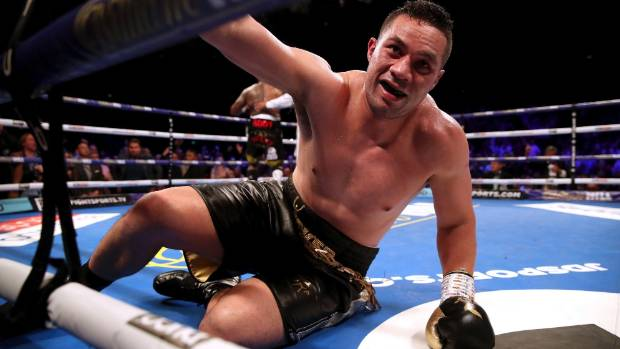 What now for Joseph Parker?