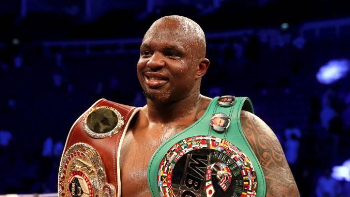 Dillian Whyte tuyên bố anh từng KO Tyson Fury trong phòng tập