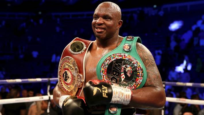 Dillian Whyte says he has respect for Joseph Parker of Kiwi's pressure after fighting in July.