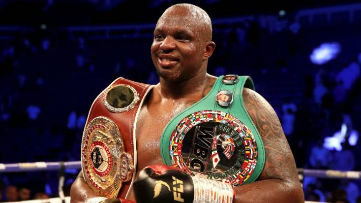 Dillian Whyte Reacts To Anthony Joshua's Offer For Heavyweight Rematch