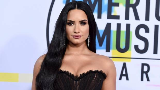 Demi Lovato's backup dancer asks for an end to 'negative' speculation