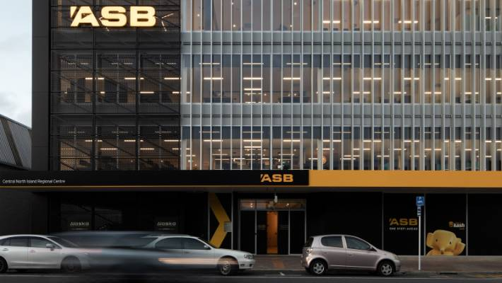 New ASB building opens in central Hamilton | Stuff co nz
