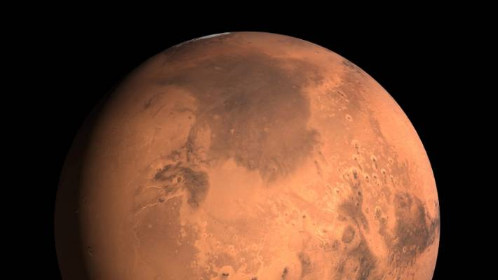 NASA unveils daily Mars weather reports