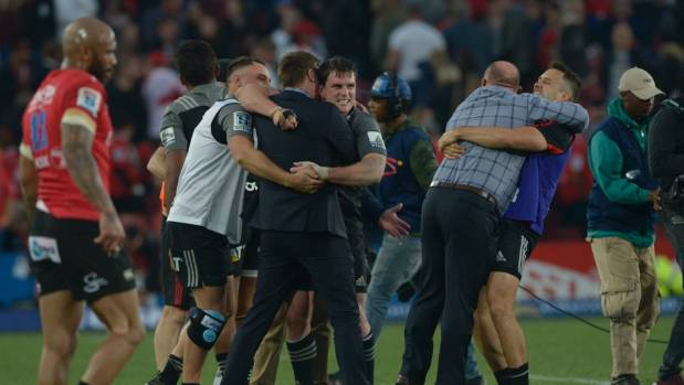 Lions coach: Crusaders get away with a lot
