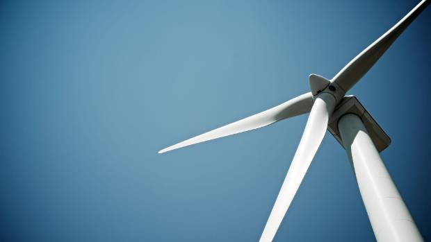 The 24-turbine wind farm would be near Paeroa, and the tallest turbines would measure about 207 metres (file photo).