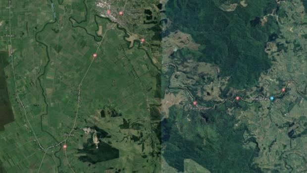 Kaimai Wind Farm Limited wants to put 24 turbines in an area bordered by Rotokohu Road, Paeroa and SH26 Tirohia.