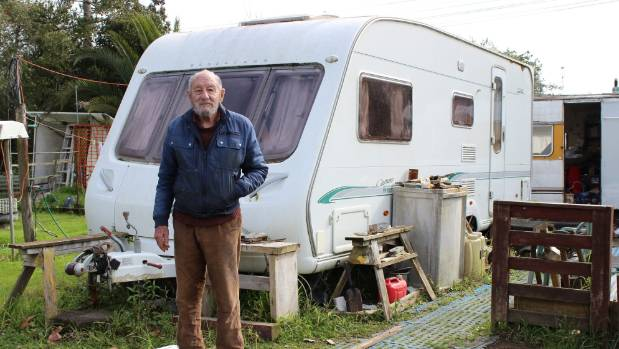 Roy Ayers, 88, says he is worried he won't find a new home suitable for a pensioner.