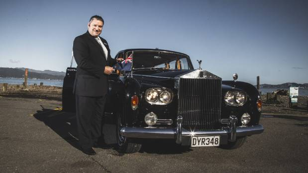 Crewe-Built Roll-Royce Cars to Be Auctioned Off at Goodwood