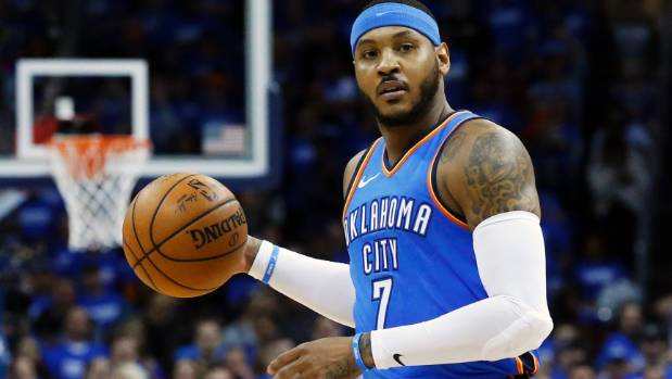 Carmelo Anthony reportedly finalizes buyout, will sign with Rockets