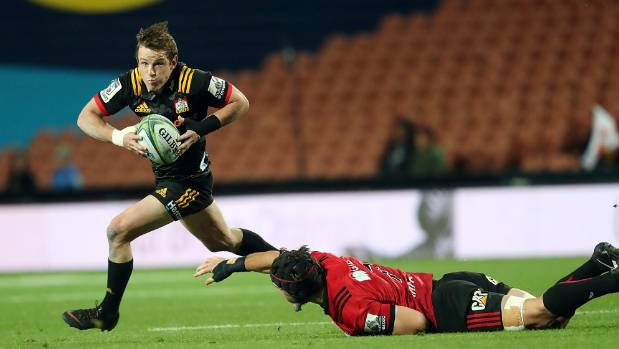 Brad Weber's form for the Chiefs in Super Rugby has seen him push his case for a recall to the All Blacks.