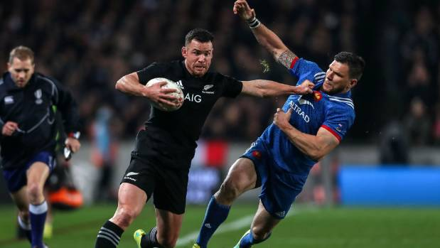 All Blacks coach Steve Hansen says Ryan Crotty's ability to help his first-five is among the best in the world.