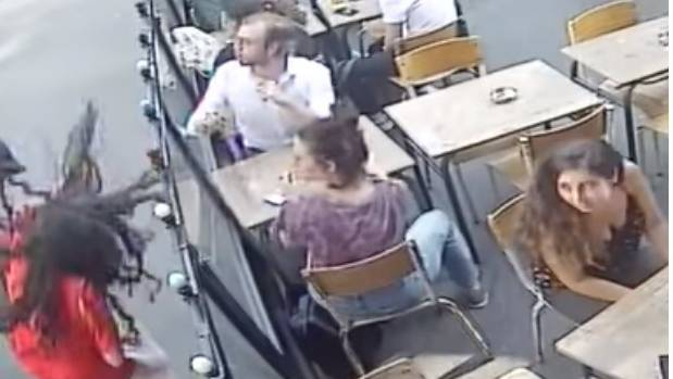 Video of woman slapped for refusing to be harassed sexually sparks outrage