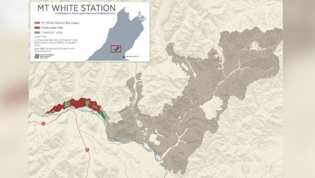 Mt White Station is a pristine parcel of high country land.
