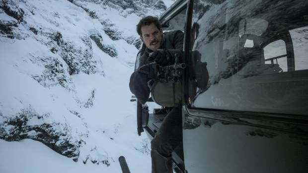 Henry Cavill Motivates Exciting New Zealand Winters in Mission: Impossible - Fallout