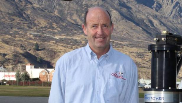 Alfie Speight of the Glacier Southern Lakes Helicopters is described