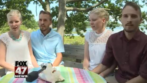 'A Special Bond.' Identical Twin Brothers to Marry Identical Twin Sisters