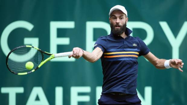 Benoit Paire loses cool at Citi Open