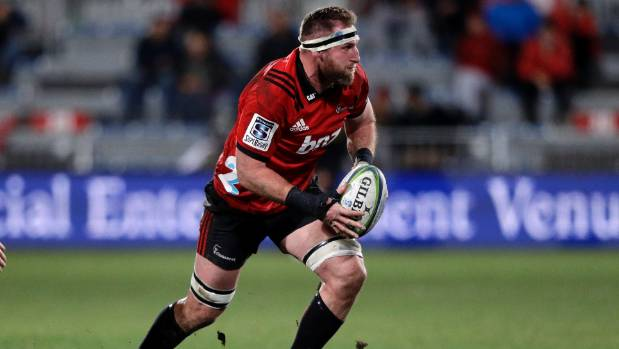 Teams spar over forward battles ahead of Super Rugby final