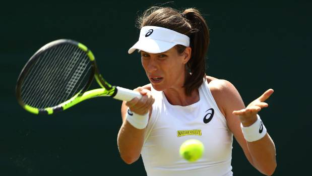 Johanna Konta brushes aside Serena Williams in San Jose