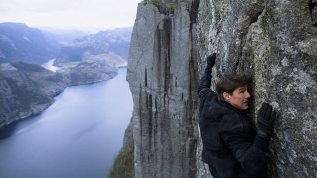 The rock was featured in Mission Impossible: Fallout. Unfortunately for Norway, it was portrayed as being in Kashmir, India.