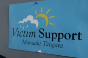 010718. News. Photo: DOUG FIELD/STUFF Victim Support service coordinator for Mid and South Canterbury Kelly Katene is ...