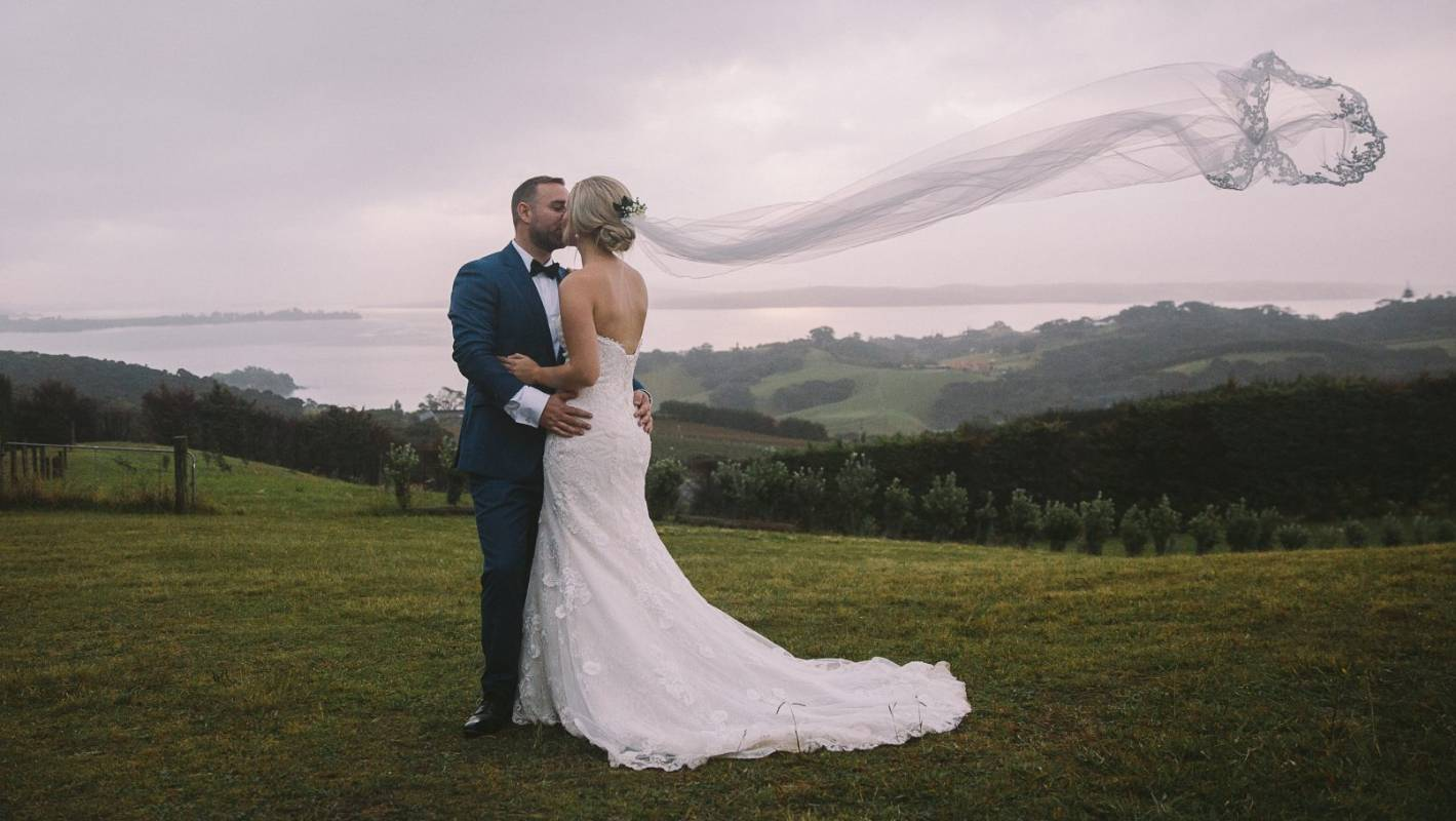 Stuff's Wedding Of The Week: Will And Chloe