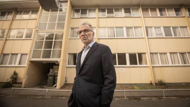 Dr Sam Tsemberis, expert in the 'Housing First' welfare model.