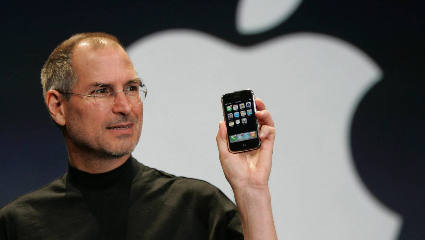 Apple founder Steve Jobs is the original tech rock star, but he also changed the world