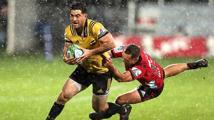 Nehe Milner-Skudder leaving All Blacks for French giants Toulon