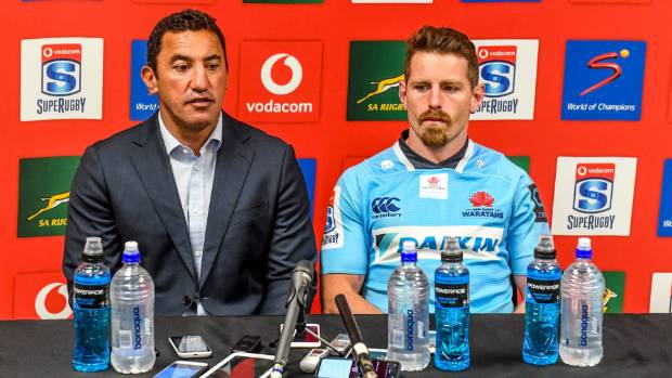 Coach Gibson signs on for another year at the Waratahs