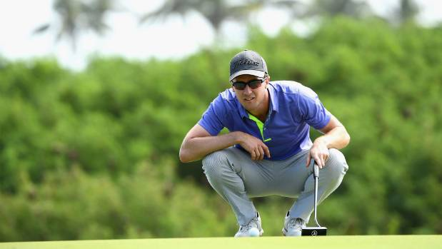 4 tied for lead after 1st round of Fiji International World News