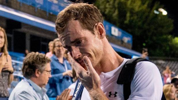 Murray sobs after another 3-set win in Washington