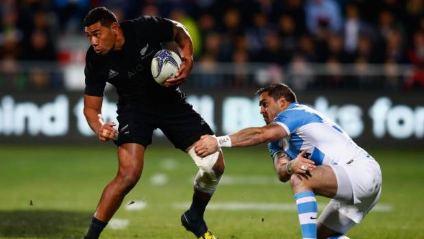 Charles Piutau played 14 tests for the All Blacks after representing Tonga at age-group level.