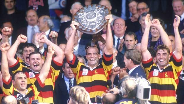 John Mitchell captained Waikato to Ranfurly Shield and NPC success in the early 1990s.