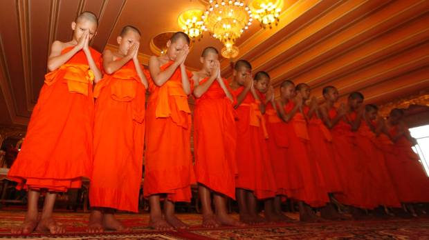 Thai soccer team's stateless boys granted citizenship