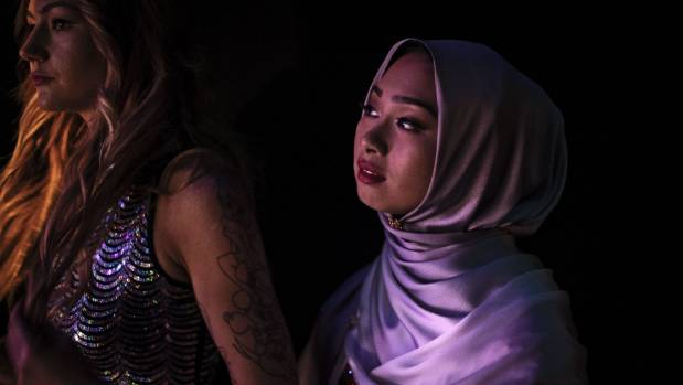 Nurul Shamsul is the first Muslim hijabi to compete in Miss Universe NZ - she made it to the final five.