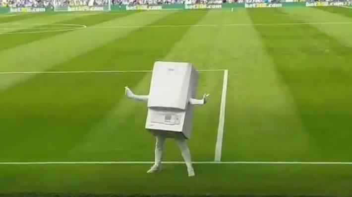 West Brom S New Boiler Man Mascot So Bad It S Good Stuff Co Nz