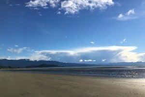 Pohara beach in Golden Bay.