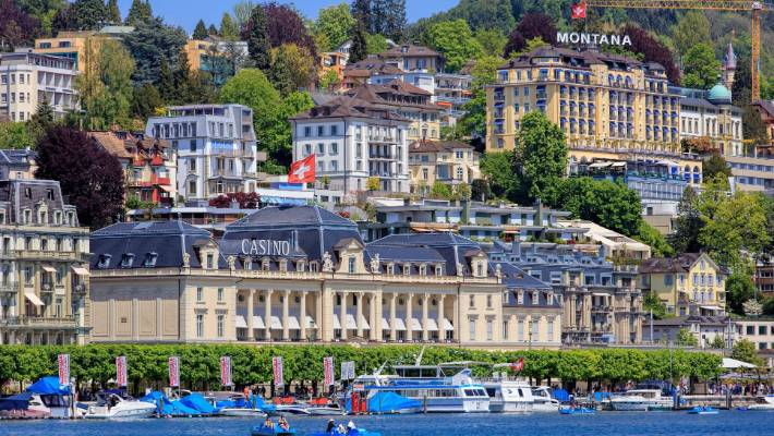 Lucerne Switzerland The Most Picturesque Town On Earth