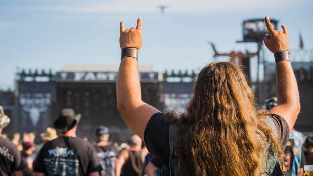 German elderly duo escapes nursing home to attend heavy metal festival