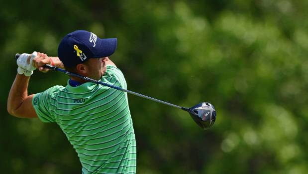 Justin Thomas Thomas carded a one-under-par 69 in the final round at Firestone to finish four shots clear.
