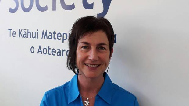 Cancer Society support co-ordinator Cyndy Smith says because cancer can be so isolating people may want to connect with ...